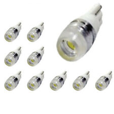 10X/Set T10  Wedge High Power 1.5W Xenon White LED Light Bulb 194 168 2825 W5W