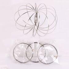 Fluid Bracelet Stainless Steel 3D Magic Bracelet Creative Decompression Toys