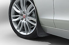 GENUINE JAGUAR XF - REAR MUDFLAPS (T2H12954)