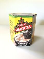 Ibarra Genuine Mexican Chocolate Hot Chocolate Tablets Cinnamon Flavor Authenit