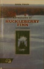 Adventures of Huckleberry Finn: With Connections (