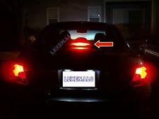LED J RED 3RD BRAKE LIGHT CENTER STOP BULB LAMP T10 906 912 921 922 2825 168 e