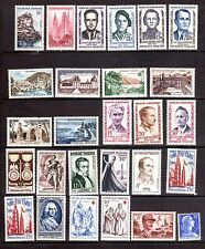FRANCE 1950s selection incl sets MUH but a few are MVLH