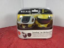 Belkin TuneDok for XM Receivers Delphi Roady MyFi Satellite Radio Holder Mount