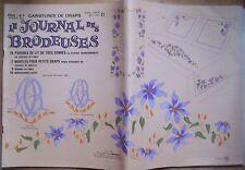 #) album ancien LE JOURNAL DES BRODEUSES HS spécial n° 11 - 1968 - grand format