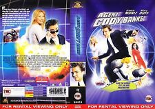 Agent Cody Banks, Hilary Duff Video Promo Sample Sleeve/Cover #14073