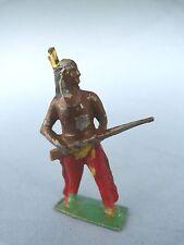 Plomb creux - Indien avec fusil 1
