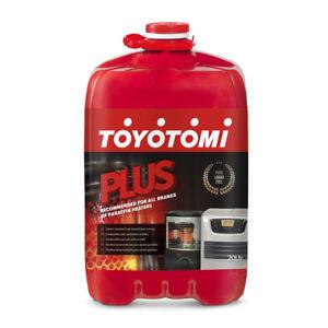 Toyotomi Plus Zibro (3,19€/l) Petroleum geruchlos (Firelux Plus) schwefelarm top