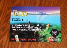 LCD Endor Fun Postcard Promo 6x4