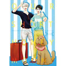 Yuri!!! on Ice YAOI Doujinshi ( Victor x Yuri Katsuki )OUR SHORT HONEY MOON NEW!