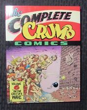 1991 The Complete CRUMB Comics Volume 6 SC Fantagraphics NM