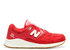 New Balance 530 (M530AAF) Red Suede sz 8 - NB M530 Lifestyle runner
