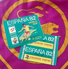 ---> Bustina sigillata Panini ESPANA 82  - WC WM 1982.
