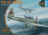 Clear Prop! CP72011 1/72 Ki-51 Sonia Advanced Kit (Ships from Canada!)