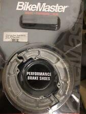 BikeMaster Brake Shoes Non-asbestos Organic Rear Kawasaki Set 96-3073