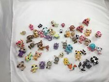 HUGE Littlest Pet Shop Lot 44 total Pets and accessories LPS dogs cats