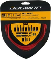Jagwire Pro Shift Cable Kit Road/Mountain SRAM/Shimano Red