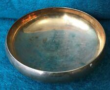 Silver decorative bowl around 16cm diameter
