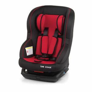 EBOND Seggiolino auto Be cool Box Red/Rosso Gruppo 0+/1 AL001