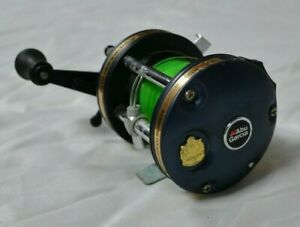 Abu Ambassadeur 650 Plus Multiplier Reel Bass Salmon Pike  Fishing