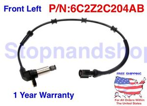 NEW ABS WHEEL SPEED SENSOR for Ford E-150 Econoline Club Wagon Front Left