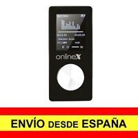 Reproductor MP4 Video Radio FM de 8GB Media Player Negro Grabadora a2956