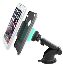 Soporte magnético para celular  imán adhesivo detener smartphone iPhone Samsung