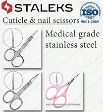 New Staleks High quality scissors manicure medical stainless steel original
