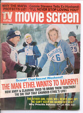 TV AND MOVIE SCREEN  May 1970 (5/70) - Complete Issue