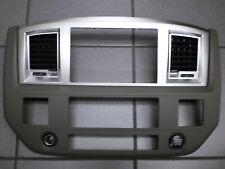 5KS701J8AB  Dodge RAM truck dash bezel with navigation double din radio 06 - 08