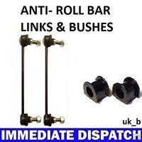 Citroen C3  Front ARB Anti Roll Bar Sway bar 2 x Bushes & 2 x Links