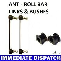 Citroen C8 Front ARB Anti Roll Bar Sway bar 2 x Bushes & 2 x Links