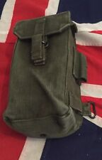 British army 58 pattern webbing ammo pouch with bayonet attachment falklands