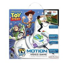 TOY STORY BRAND NEW IN BOX Motion Video game NEVER USED JAKKS PACIFIC ADVENTURE