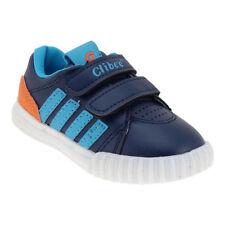 23 Scarpe Blu sintetico per bambini dai 2 ai 16 anni