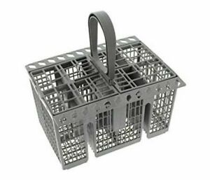 Cutlery Basket With Handle & Lid For Ariston Hotpoint Dishwasher