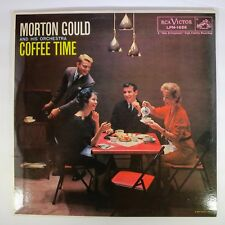 Morton Gould And His Orchestra Coffee TimeLPM 1656RCA Victor1958Jazz