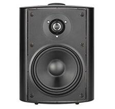 Brand New Pair of Atlantic Technology W-5 Indoor/Outdoor Speakers (Black)