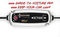 CTEK MXS 5.0 - 12 VOLTS 5 A CHARGEUR de batterie automatique / automatic charger