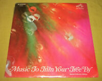 Music To Trim Your Tree By 1966 RCA Victor BRAND NEW Stereo LP