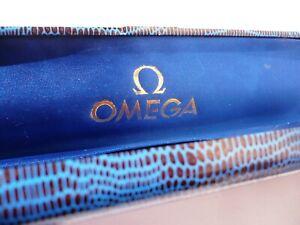 OMEGA Vintage case original box for Omega watch 50's