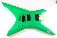 replacement Xiphos Neon Green body Fits Ibanez (tm) RG and Jem necks