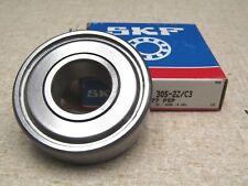 SKF USA 305-2Z  Double Shielded Bearing 25X62X17 (mm)