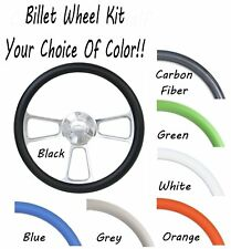 Any Color Billet Steering Wheel for 1974 - 1994 Chevy C/K Series Pick-Up Truck