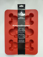 Disney Parks Exclusive Mickey Mouse Icon Silicone Muffin Mold Pan