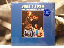 KEVIN AYERS / JOHN CALE / BRIAN ENO / NICO - JUNE 1 1974 LP SIGILLATO SEALED ITA