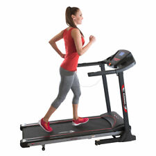 Laufband TM 500S Heimtrainer elektrisch klappbar Fitnessgerät LCD Hometrainer