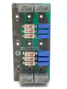 PDL 0213-612 ASDi-30 Snubber PCB Circuit Board Card Assembly 1304938
