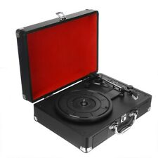 Bluetooth Vintage USB Music Player With Speakers Phonograph Record 180/200/300mm