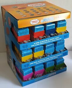 Thomas & Friends Minis in Cargo Cars 1st Series Case 24 Blind Wagons
